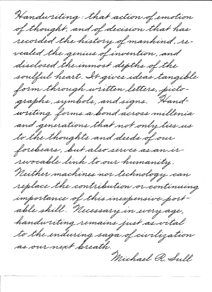 Style Spencerian Penmanship Lessons: 198 Best Calligraphy Images On Pinterest