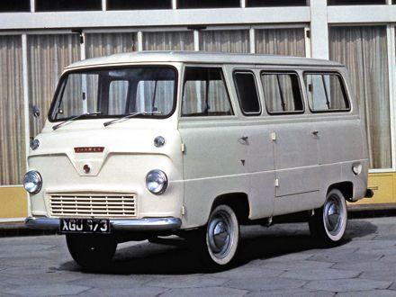 Ford Thames 400E Mini bus