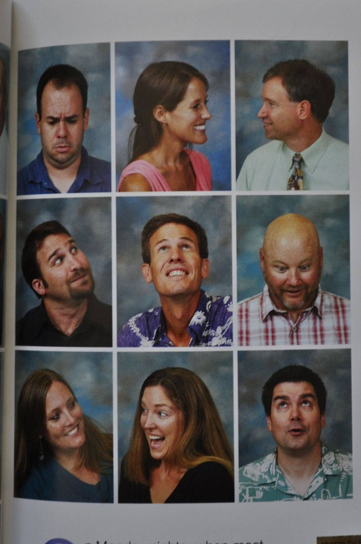Best yearbook page!if only i saw this a few days ago... Wasn't there a game called Hollywood squares?