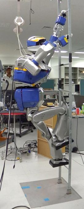 A project being developed by the Joint Robotics Laboratory
