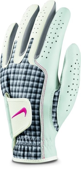 NEW Nike Women's Tech Xtreme III Golf Glove - White/Pink - SELECT SIZE