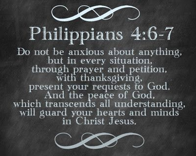 Image result for bible verses about anxiety