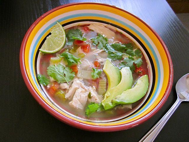 caldo xochitl (mexican hot flower soup) - Budget Bytes