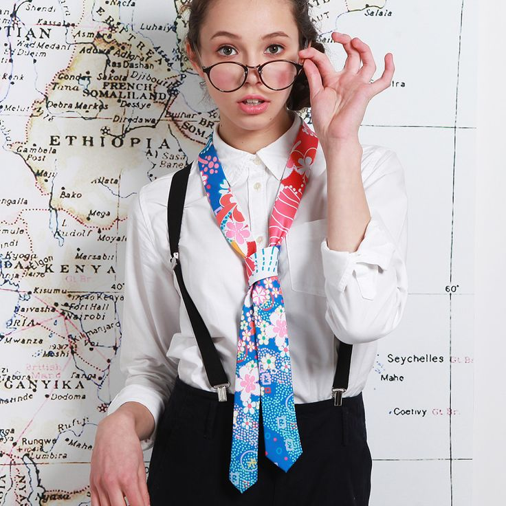 Barato 18 estilos mulheres gravata Slim laço estreito colorido de alta qualidade mulheres verão banquete mulheres laços de meninas, Compro Qualidade Gravatas e Lenços diretamente de fornecedores da China:               Luxo Womens laço colorido gravata de alta qualidade                       Material: 100 e poliéster de alt