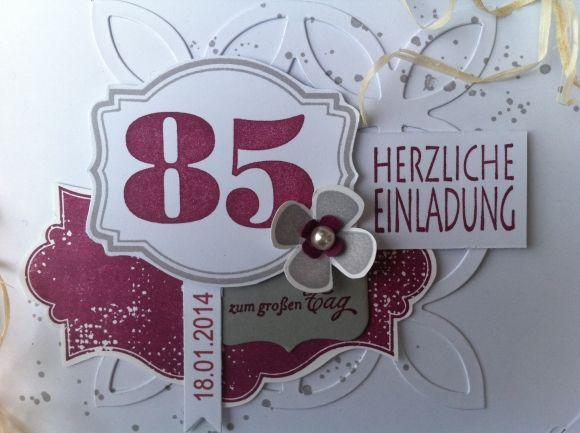 Geburtstagseinladung 3