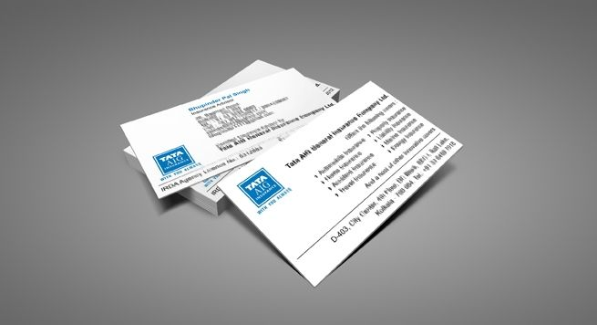 Insurance Agent Visiting Card Design Ten Things Your Boss Needs To