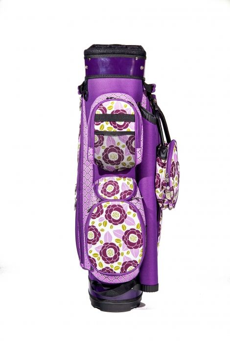 Tech (Maui) Sassy Caddy Ladies Golf Cart Bag! Find the best golf bags at #lorisgolfshoppe