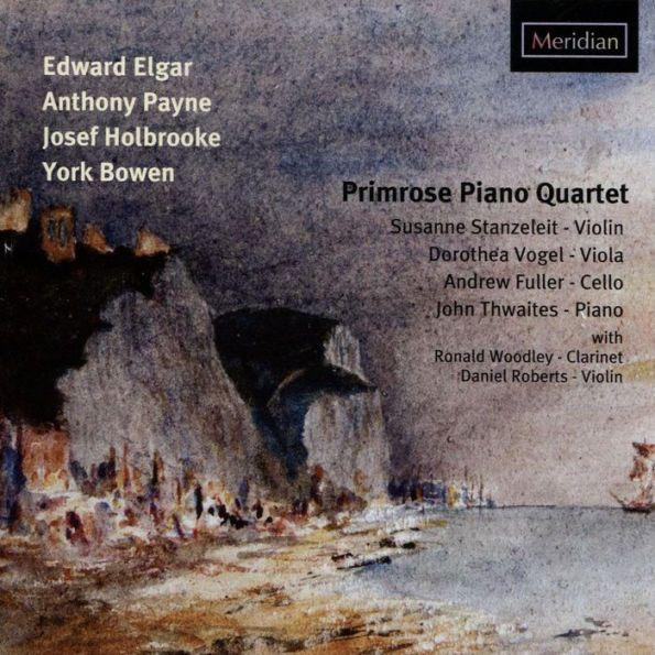 Edward Elgar, Anthony Payne, Josef Holbrooke, York Bowen
