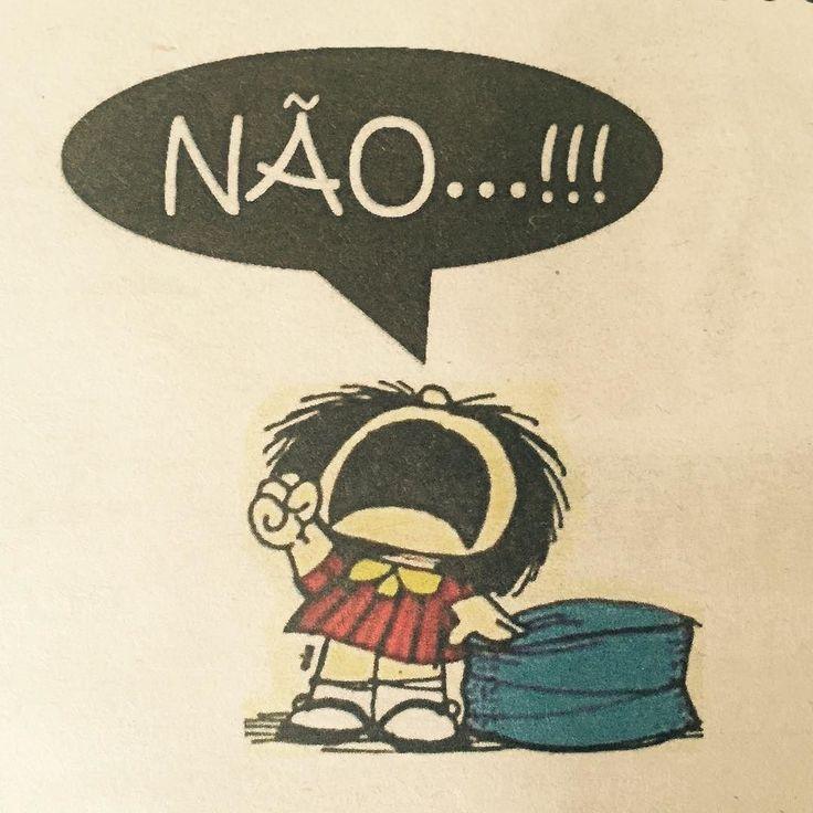 Quem curte acordar cedo? Eu até curto mas lá pelas 6h30/7h. NÃO às 5h38 com o gato miando porque quer comida......   #wakeup #AcordarCedo #BoraTrabalharAAlma #HojeEDiaDeCele #Cele #Blessed #Gratidao #Mafalda #Fanzine