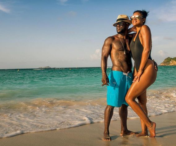 Welcome to Ejudiva's blog: Kevin Hart and his wife Eniko Parrish on their hon...