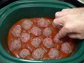 How to Make Meatballs ~~ How to Cook Like Your Grandmother