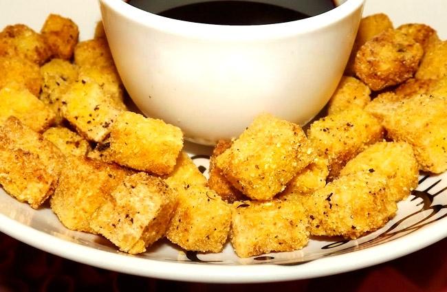 Tofu Frito com Molho Teriyaki | ViSta-se