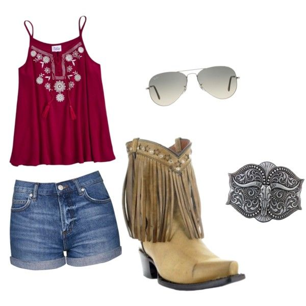 15 besten Western Outfits Bilder auf Pinterest | Western-outfit ...