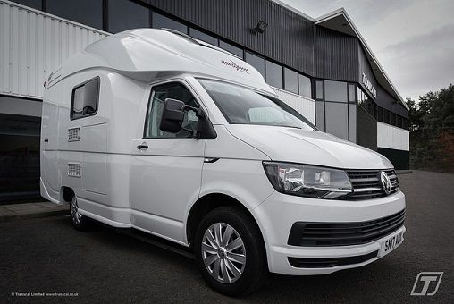 Transcal have recently completed the design and installation of a Special Edition interior trim for the luxury motorhome manufacturer Wingamm, for the bestselling new VW T6 Micro motorhome, to mark Wingamm's 40th Anniversary Edition vehicles.
