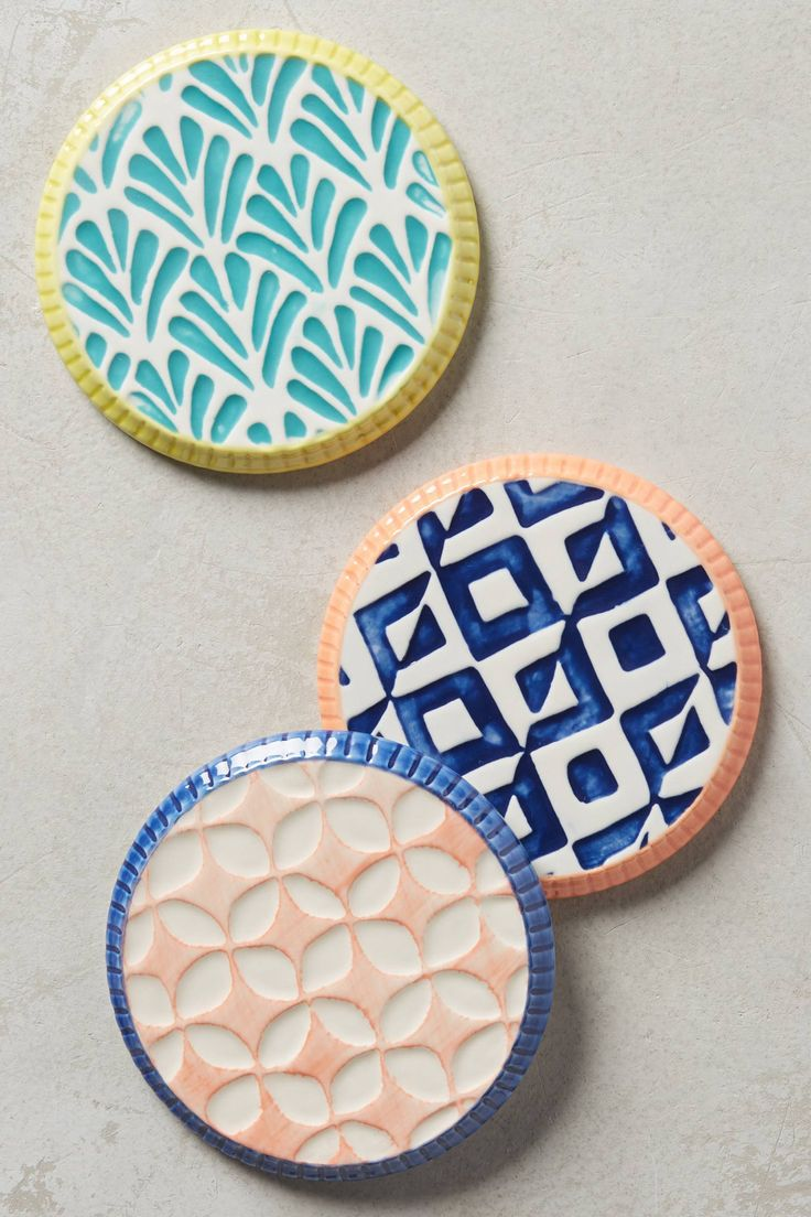 Mercato Coaster - anthropologie.com