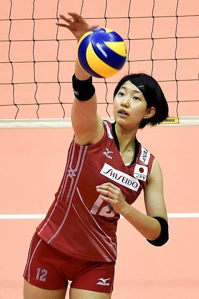 Brazil v Japan Women's Volleyball Challenge