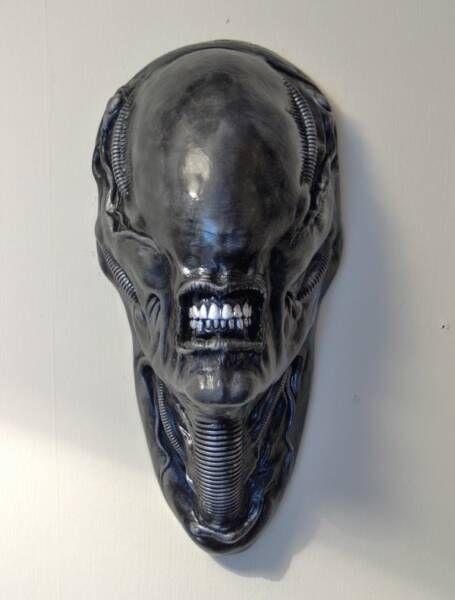 Alien (xenomorph) Human Hybrid mask