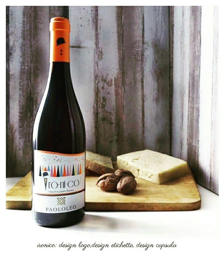 wine label  Irma Palumbo