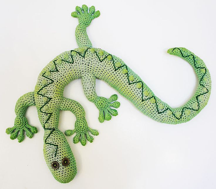 Ravelry: Gecko Frecko by Raphaela Blumenbunt