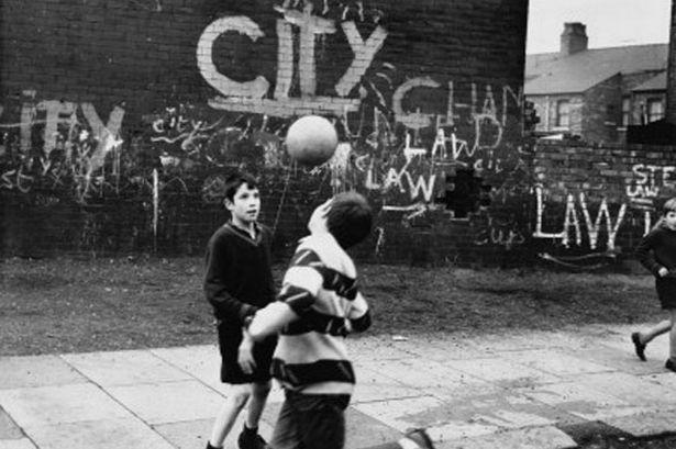 Art Baker Football #20