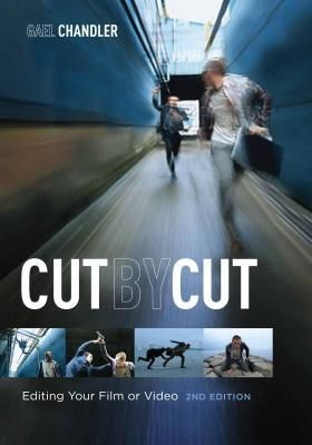 Cut by Cut. This book covers the current landscape of postproduction process, taking the reader step by step through the editor's journey from receiving dailies to delivering on film, tape, file, or disk for YouTube, cinema, Blu-ray, or TV. Located on our shelves at 777.55/CHAN