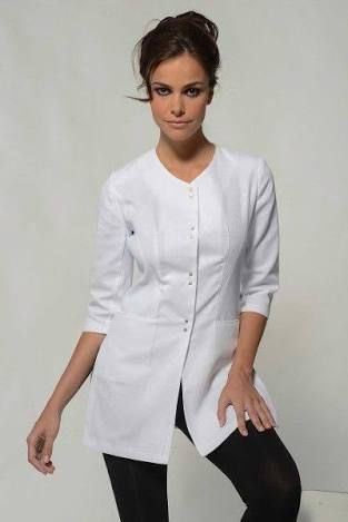 Best 25 staff uniforms ideas on pinterest restaurant for Uniform for spa staff