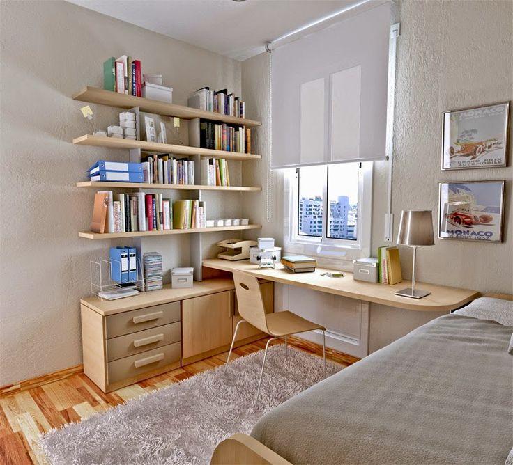 Teen study room