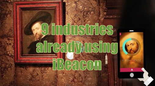 9 industries that already use ibeacons