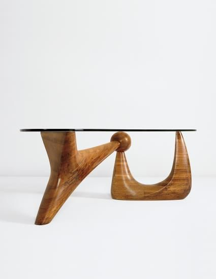 """Isamu Noguchi """"The Goodyear Table, for A. Conger Goodyear, Old Westbury, New York, 1939"""""""