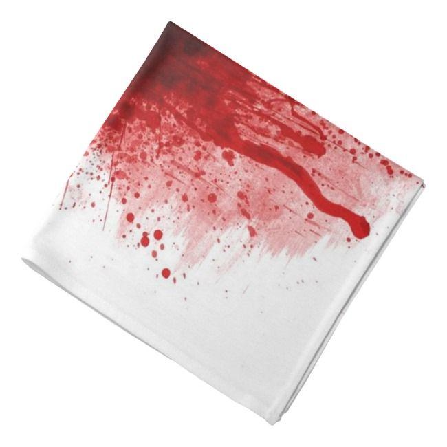 Gunshot Wound Png Bandana Zazzle Com Aesthetic Template Textile Projects Gunshot
