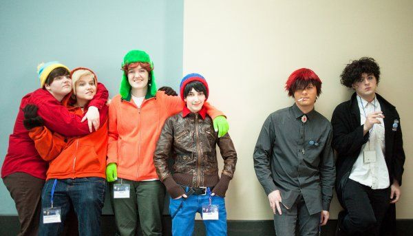 Awesome South Park Cosplay