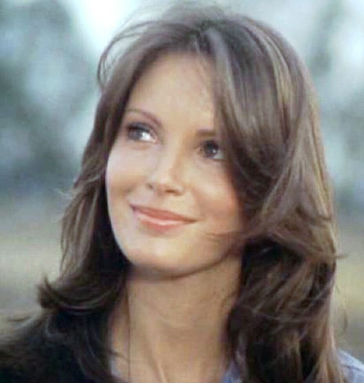 Jaclyn Smith - Best known for Charlie's Angels. Just thank her for all the enjoyable moments watching her on TV.