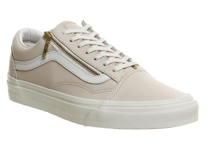 Buy Whispering Pink Vans Old Skool from OFFICE.co.uk.