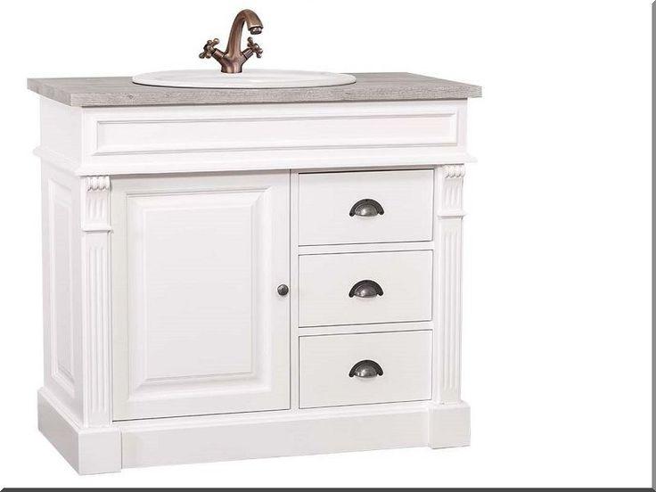 Fa fürdőszobabútor