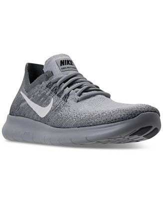 ceba8332056 Nike Women s Free Run Flyknit 2017 Running Sneakers from Finish Line -  Finish Line Athletic Sneakers - Shoes - Macy s