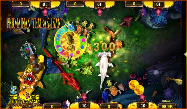 Agen Casino Joker123, tembak ikan joker, game slots joker123, game fish hunter…