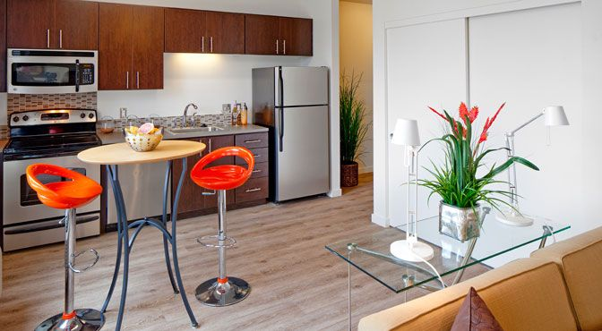 The Albert | Apartments Portland Oregon | Apartments | Photo Gallery