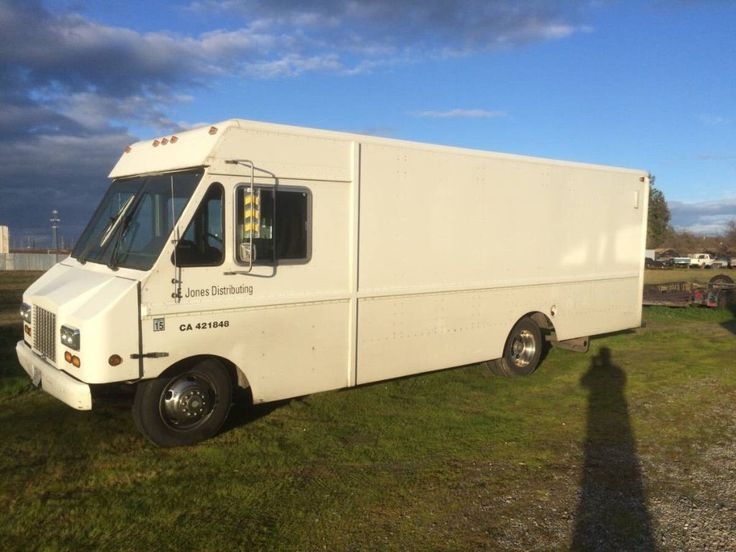 1997 Chevrolet P30 Box Truck in eBay Motors, Other