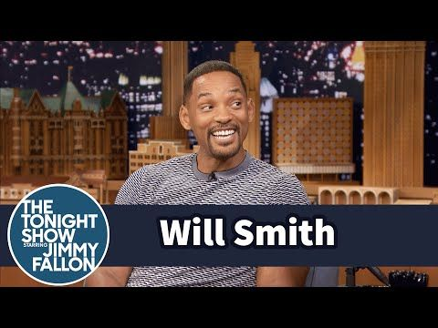 The Tonight Show Starring Jimmy Fallon: Will Smith's Son Jaden Tricked Him into Going to London for His 18th Birthday