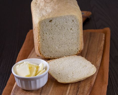 French Bread for 2-lb. Loaf Breadmaker. Add a splash of olive oil or a tbsp of butter and this is my go-to bread recipe.