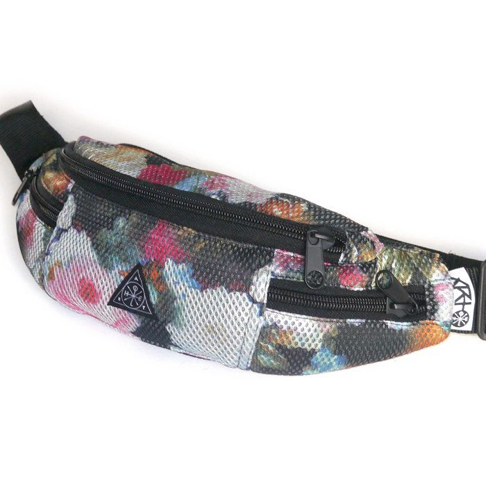 Fanny Bag, Fanny Pack, Bum Bag, Hip Bag, Hip Pack Blooming Idyll by PSIAKREW on Etsy