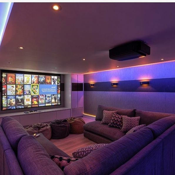 10 Best Home Theater Room Decorating Ideas: Theater Room Ideas Best 25 Theater Rooms Ideas On