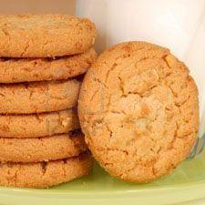 Nos meilleures recettes de biscuits