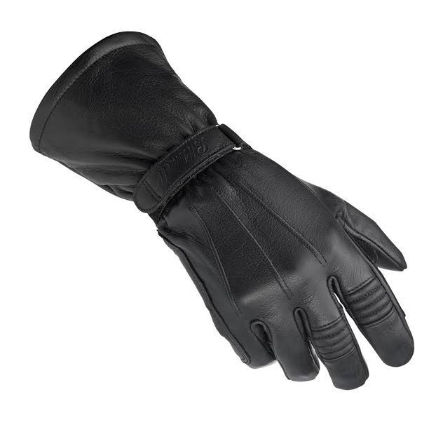 When wind and weather are the enemies, the Biltwell Gauntlet Glove may be your best friend. This is Biltwell's most robust and full-featured leather glove is...