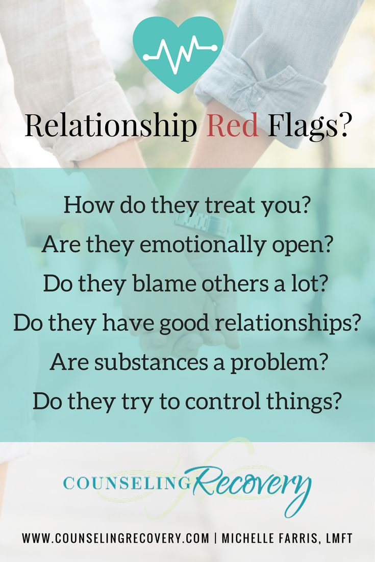 Red Flags Of Abusive Dating Relationships