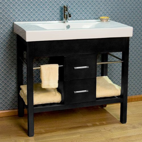 36 Quot Manhattan Console Vanity Cabinet For The Home