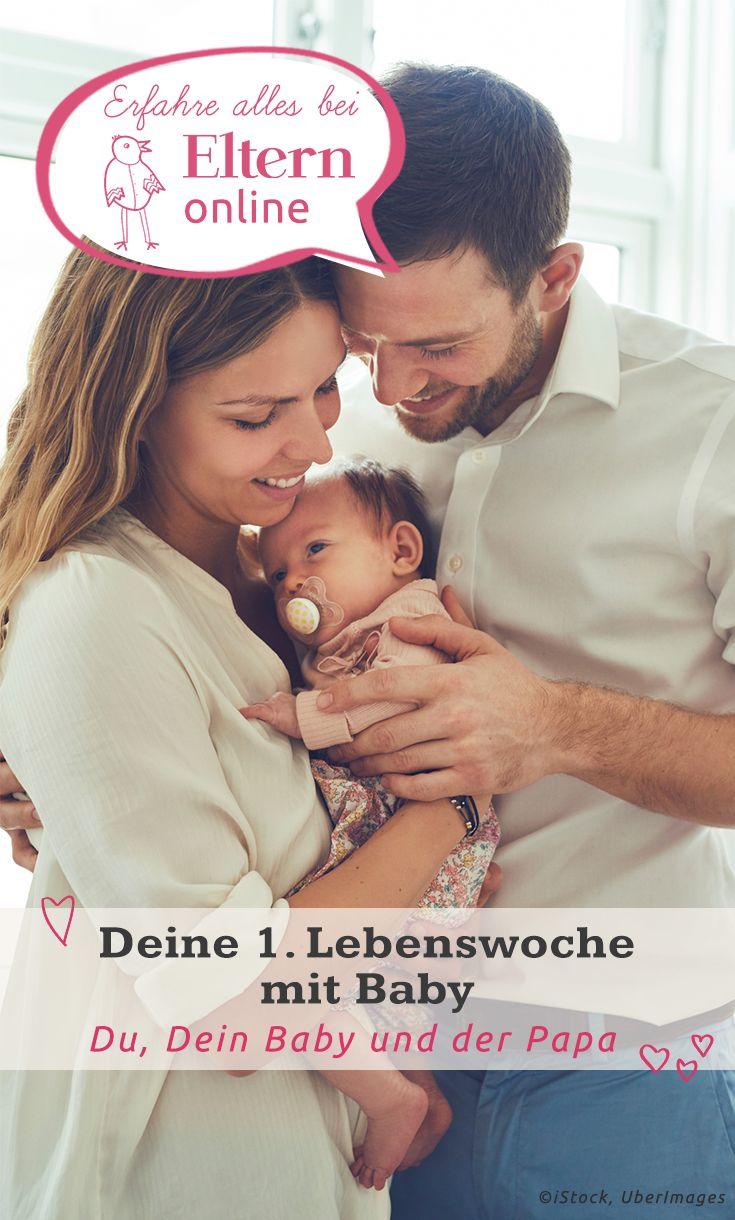 """So aufregend! Dein Baby entwickelt sich prima und ist mittlerweile bestens auf das Leben """"da draußen"""" vorbereitet. Wir stehen Dir mit Tipps zur Seite. Für alle Premieren, die noch kommen. Erfahre alles zur Babyentwicklung auf Eltern.de!"""