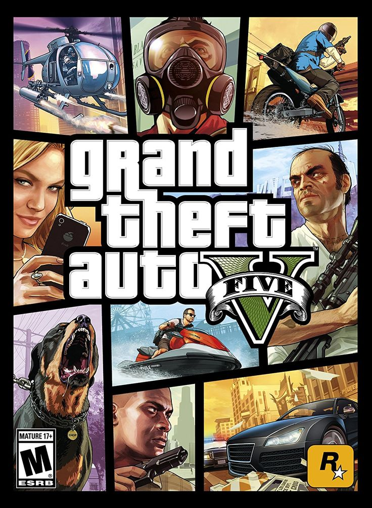 Grand Theft Auto V - PC Download [Download] by Rockstar Games