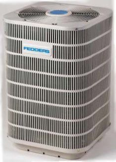 "Fedders C30ABZ1VF 2.5 Ton 13 SEER Split System Air Conditioner (410-a Refrigerant) by Airwell-Fedders. $549.00. Efficiency rating of 13 SEER Factory installed liquid line filter drier Long life copper tubes, aluminum fins State-of-the-art compressors Large, wrap-around coil surface Galvanized steel exterior cabinet with 1,000-hour salt spray, powder-coated finish Powder-coated fan guard Full louvered panel to protect coil Formed base with 2-1/2"" ground clearance Li..."