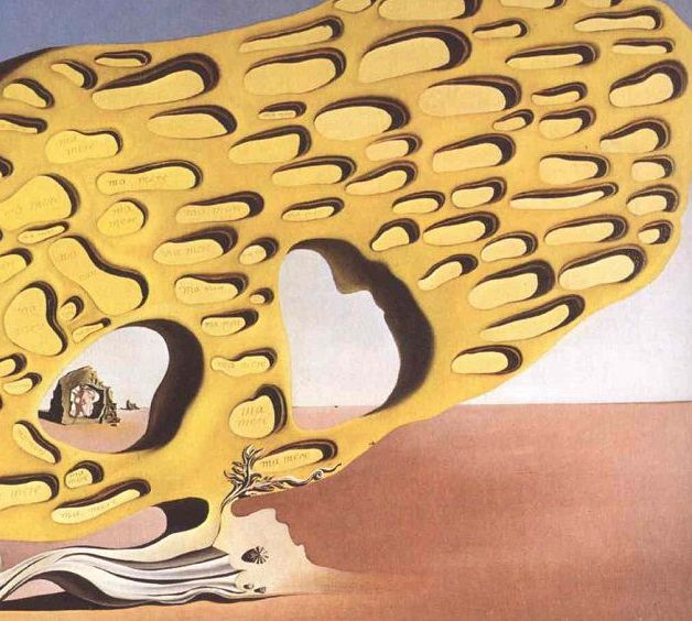 Elegant The Enigma Of Desire, My Mother, 1929   (Salvador Dali) Pictures Gallery